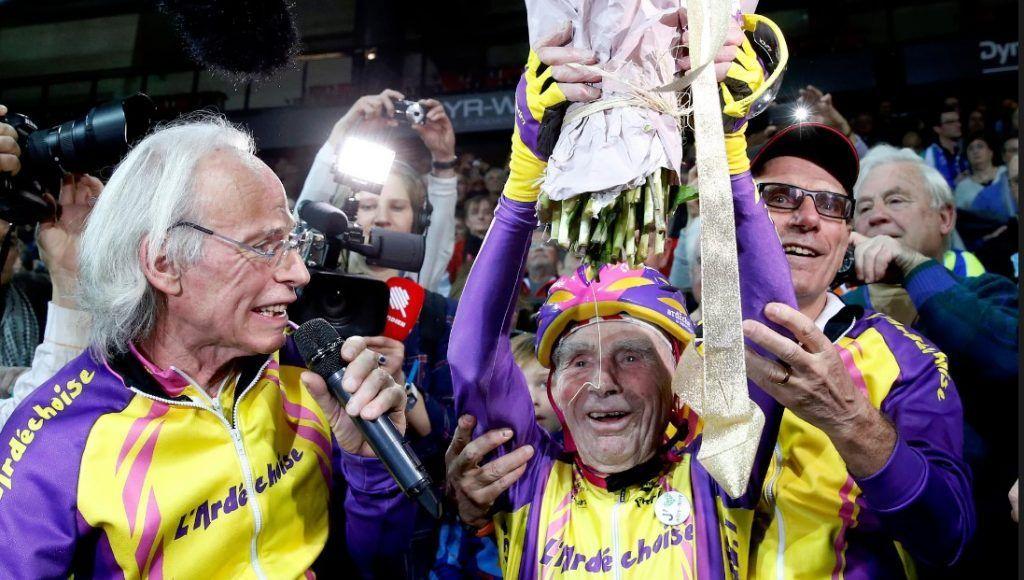 hombre de 105 años