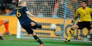 ¿Quién tiene el balón de la final del Mundial que ganó España?