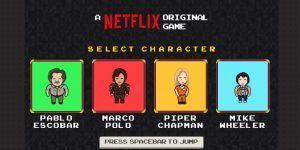Netflix ahora tiene un minijuego oculto