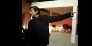 Video: joven se burla de policías en Torreón