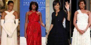 La evolución en el estilo de Michelle Obama