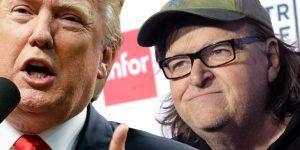 Michael Moore dirigirá protesta masiva contra Donald Trump en NY