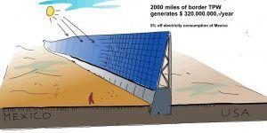 Arquitecto holandés propone a Trump construir muro ecológico