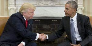 Los consejos que Obama le dio a Trump