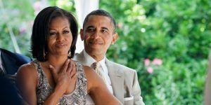 El destino de viaje de Michelle y Barack Obama después de la toma de posesión