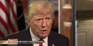 """""""Tener los códigos nucleares es aterrador"""": Trump"""