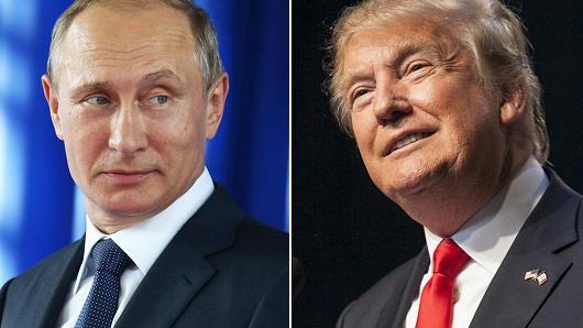 Putin pide ayuda de empresas de EEUU para mejorar lazos