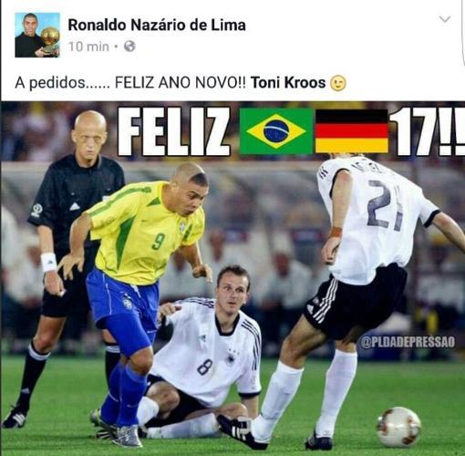 Ronaldo le responde a Kroos