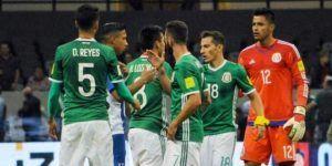 Anuncian amistoso de México contra Ghana