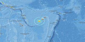Cancelan alerta de tsunami por sismo en Fiji