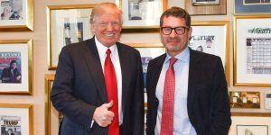 Periodista narra cómo es entrevistar a Donald Trump