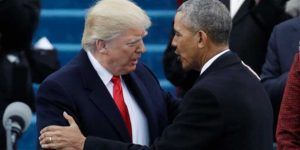 Trump se jacta de ser mejor presidente que Obama