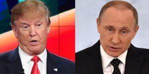 Trump no acepta la participación de Rusia en las elecciones de EE.UU.