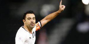 Xavi renueva contrato con el Al Sadd hasta 2018