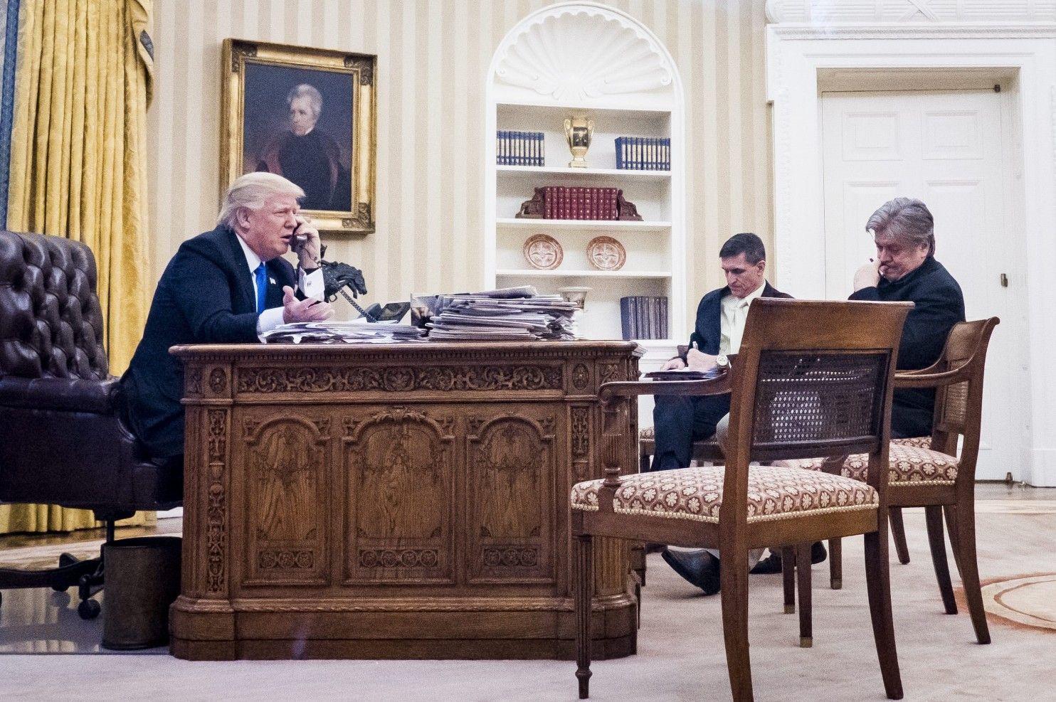 Trump llama a Peña Nieto casi una semana después del sismo
