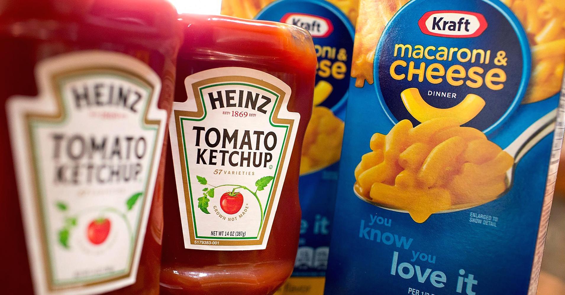 Kraft hizo una oferta de fusión a Unilever que fue rechazada