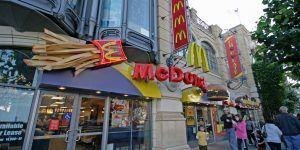 McDonald's Fisherman's Wharf - San Francisco (California USA)