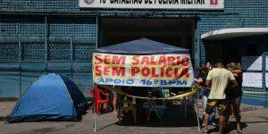 Huelga de policías deja 147 muertos en Brasil