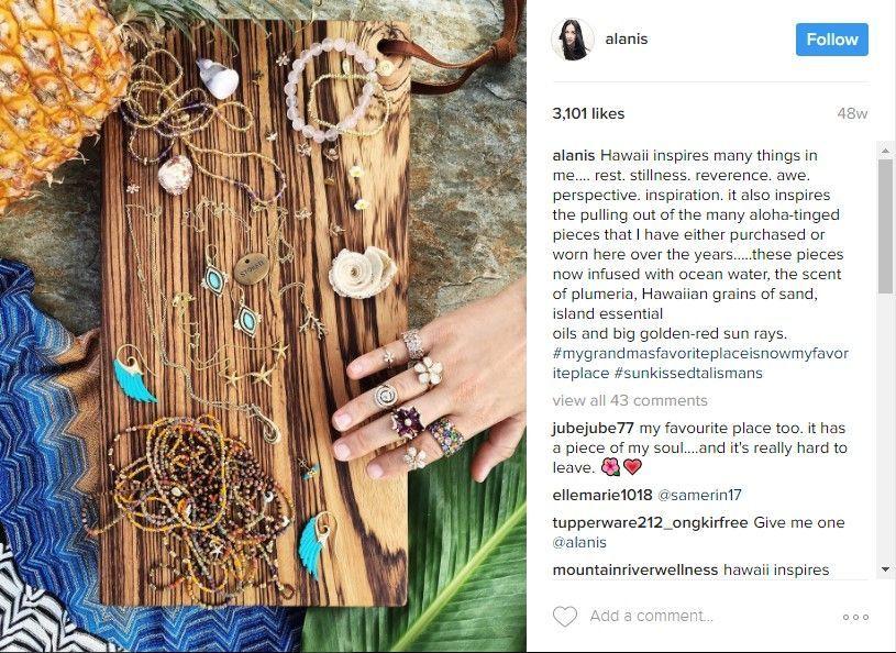 Alanis Morissette sufre robo por US$ 2 millones en joyas