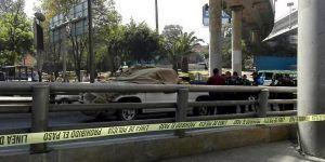 Matan a conductor tras asalto en Periférico