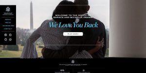 Ponen en marcha Barack y Michelle Obama su nueva oficina