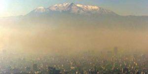 Aire en la Ciudad de México es equivalente a fumarse 40 cigarros diarios
