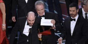 """PwC ofrece """"sincera disculpa"""" por error en los Óscar"""