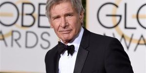 Investigan a Harrison Ford por incidente aéreo