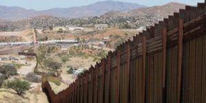 Estadounidenses en la frontera se oponen a construcción del muro