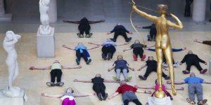 aerobics en el moma