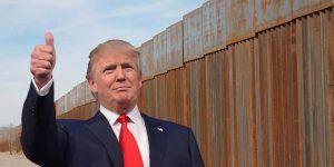 Trump propone recortes en programas sociales para financiar su muro