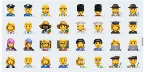 WhatsApp lanza 72 nuevos emojis