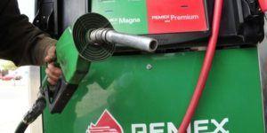 Gasolinas y diésel bajarán dos centavos este martes