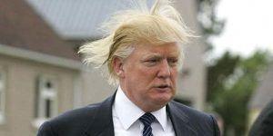 Se agotan pelucas de Trump en Austria