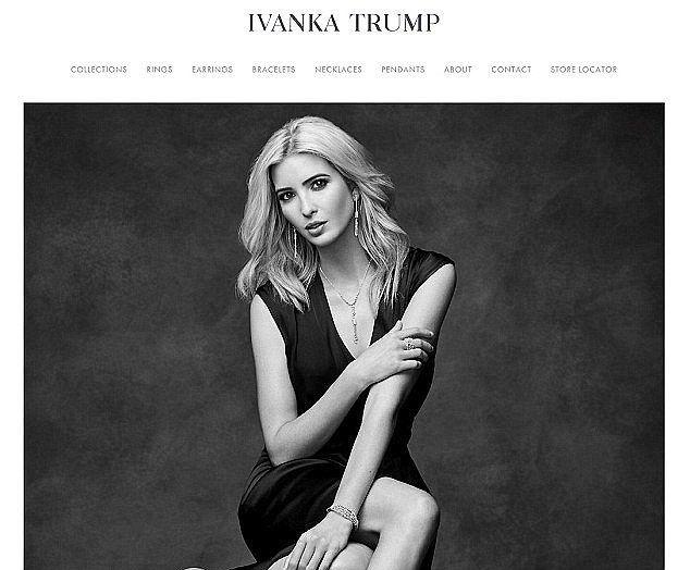 Asesora de Trump promociona productos de Ivanka desde Casa Blanca