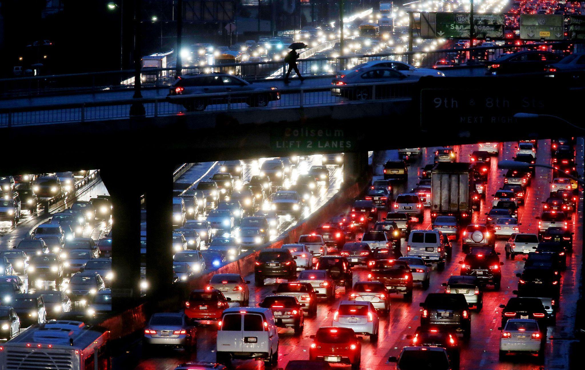 Bogotá, la quinta ciudad con el peor tráfico del mundo