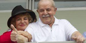 Muere esposa de Lula da Silva