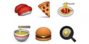 menu emojis