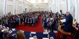 Inauguran edición 38 de la Feria del Libro del Palacio de Minería