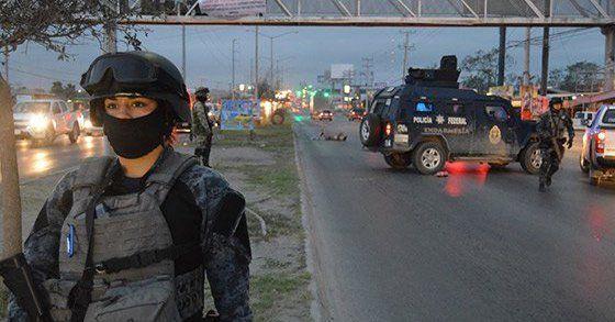 Mueren 8 y hallan 6 calcinados en Reynosa
