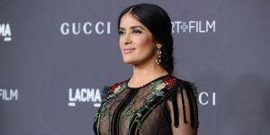 Salma Hayek recuerda su asistencia al Oscar con Luis Miguel