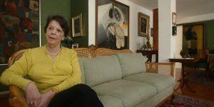 Muere Teresa del Conde, historiadora y crítica de arte