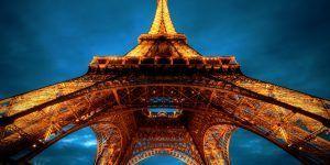 Construirán muro antibalas en la entrada de la Torre Eiffel