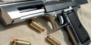 Mitad de los delitos en la Ciudad de México se cometen con armas de juguete