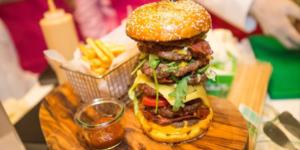La hamburguesa que costó 10 mil dólares