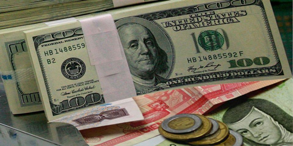 dólar peso mexicano