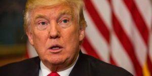 Trump recibirá en mayo a presidente de Palestina