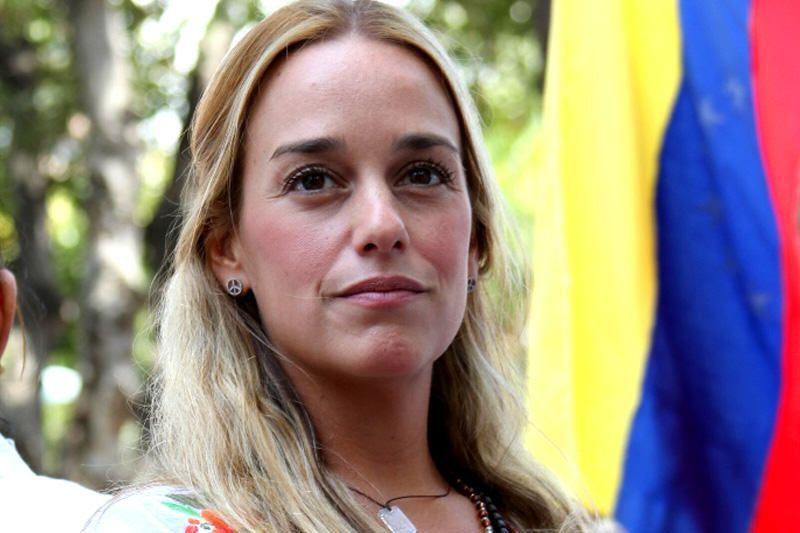 El chavismo le prohibió salir del país a Lilian Tintori