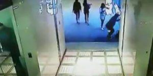 Video: adolescente muere tras caer cuatro pisos en centro comercial