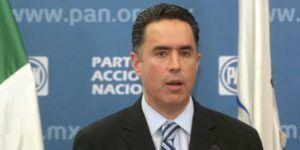 PAN revalida a Guillermo Anaya como candidato a Coahuila